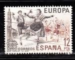 Sellos de Europa - España -  E2615 Europa Cept (343)