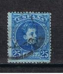 Sellos de Europa - España -  Edifil  248  Emisiones del Siglo XX  Alfonso XIII