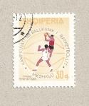 Sellos de Europa - Albania -  VII Juegos Balcánicos