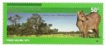 Stamps Argentina -  Corzuela Parda (Copo)