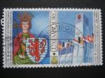 Stamps Europe - Luxembourg -  Enrique VII acuerda el derecho a una feria anual en Luxemburgo