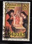 Sellos del Mundo : Europa : España : E2634 Navidad (360)