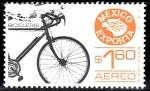 Sellos de America - México -  Mexico Exporta. Bicicletas