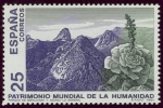 Stamps Spain -  PATRIMONIO DE LA HUMANIDAD