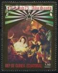 Sellos de Africa - Guinea Ecuatorial -  Navidad 1975