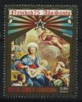 Sellos del Mundo : Africa : Guinea_Ecuatorial : Navidad 1975