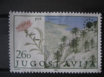 Stamps Europe - Yugoslavia -  Flora del bosque