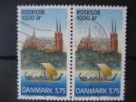 Stamps Europe - Denmark -  Roskilde