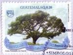 Stamps America - Guatemala -  Símbolos Patrios