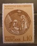 Stamps Vatican City -  NAVIDAD