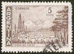 Sellos de America - Argentina -  TIERRA DEL FUEGO - RIQUEZA AUSTRAL