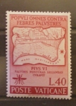 Stamps Vatican City -  CAMPAÑA MUNDIAL ANTIMALARIA