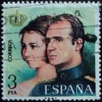 Stamps Europe - Spain -  Rey Juan Carlos I y Reina Sofía