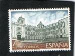 Sellos de Europa - España -  2544- COLEGIO MAYOR S. BARTOLOME-BOGOTA