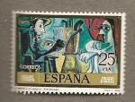 Stamps Spain -  Picasso
