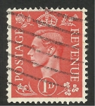 sellos de Europa - Reino Unido -  Postage Revenue