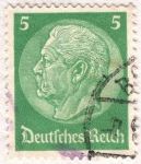 Stamps : Europe : Germany :  Deutfehes Reich 5 1939