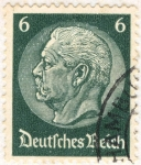 Stamps : Europe : Germany :  Deutfehes Reich 6 1933