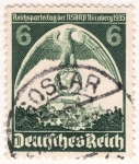 Sellos del Mundo : Europa : Alemania : Deutfehes Reich 6 1935