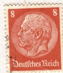 Sellos del Mundo : Europa : Alemania : Deutfehes Reich 8 1939