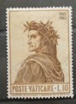 Stamps Vatican City -  VII CENTENARIO NACINIENTO DE DANTE ALIGHERI