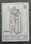 Stamps Vatican City -  VII CENTENARIO NACINIENTO DE DANTE ALIGHERI, PARADISO