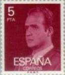 Stamps Spain -  BASICO JUAN CARLOS I
