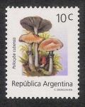 Sellos del Mundo : America : Argentina : SETAS-HONGOS: 1.106.051,00-Psilocybe cubensis