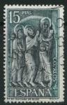 Sellos de Europa - España -  E2161 - Monasterio Sto. Domingo de Silos
