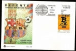 Stamps Spain -  Centenario del Fútbol Club Barcelona - SPD