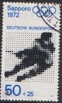 Sellos de Europa - Alemania -  SAPPORO 72