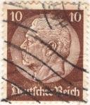 Stamps : Europe : Germany :  Deutsche 1933