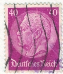 Stamps : Europe : Germany :  Deutfehes Reich 40 1939