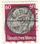 Stamps : Europe : Germany :  Deutfehes Reich 60 1939