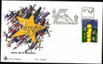 Stamps Spain -  EUROPA 2000 - SPD