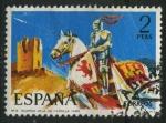 Sellos del Mundo : Europa : España : E2140 - Uniformes militares
