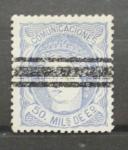 Stamps Spain -  EFIGIE ALEGORICA DE ESPAÑA