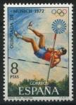 Sellos del Mundo : Europa : España : E2101 - XX Juegos Olímpicos en Munich