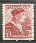 Stamps Europe - Spain -  FIESTA DE LA HISPANIDAD, NEBRIJA