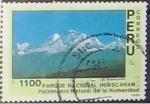 Sellos de America - Perú -  Parque Nal Huascaran