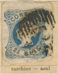 Sellos del Mundo : Europa : Portugal : Doña Maria edicion 1853