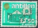 Stamps America - Netherlands Antilles -  St Eustatius
