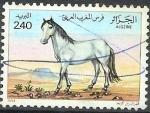 Stamps Africa - Algeria -