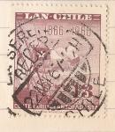 Stamps : America : Chile :  Centenario de Antofagasta 1866-1966