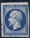 Sellos del Mundo : Europa : Francia : Napoleon III