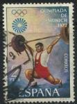 Sellos de Europa - España -  E2099 - XX Juegos Olímpicos en Munich