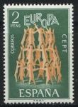 Sellos del Mundo : Europa : España : E2090 - Europa CEPT