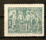 Sellos de Europa - España -  Beneficencia./ Cuadros de Velazquez.
