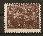 Stamps Spain -  Beneficenia./ Cuadros de Velazquez.