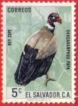 Stamps : America : El_Salvador :  Rey Zope